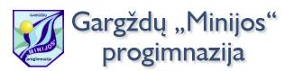 """,,Minijos"""" progimnazija"""