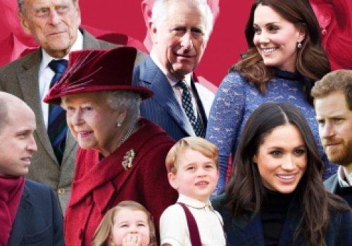The Royal Family. Penktokų tyrinėjimai