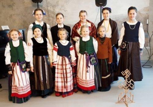 Sveikiname mokinių etninės kultūros olimpiados…