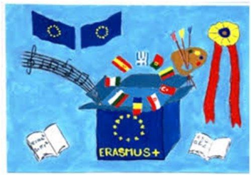 Erasmus + programos projektas